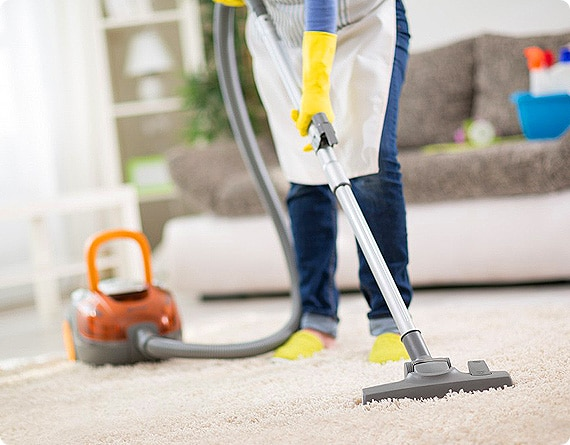 trusted Carpet Cleaning